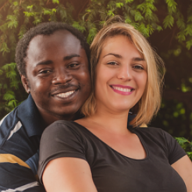 Do you approve of black/white interracial marriage?